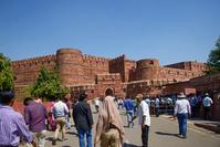 インド アグラ城