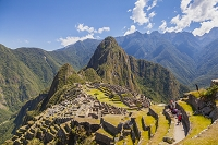 ペルー マチュピチュ
