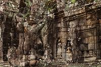 カンボジア アンコール遺跡 バンティアイ・クダイ寺院