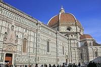 イタリア ドゥオーモのサンタ・マリア・デル・フィオーレ大聖堂