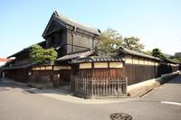旧東海道 有松 伝統建築