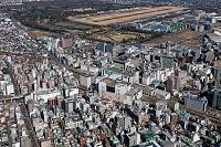 東京都 立川駅から陸上自衛隊立川駐屯地