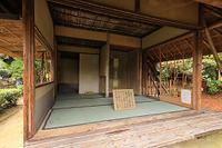 京都府 金福寺の芭蕉庵