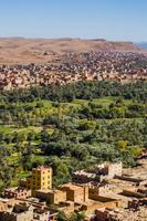 モロッコ トドラオアシス