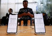 アップル「iPhone XS」 発売開始
