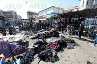 イラク首都で連続自爆攻撃