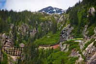 アメリカ合衆国 アラスカ ホワイトパス&ユーコン鉄道