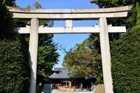 姫路 護国神社鳥居