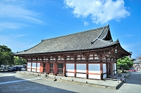 京都府 東寺の講堂
