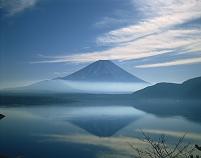 山梨県 富士倒映