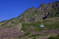 熊本県 仙酔峡と仙酔峡ロープウェイ