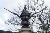岐阜県 高山市 飛騨の匠 韓 志和像