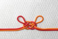 赤い組み紐