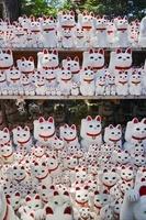 東京都 豪徳寺 招き猫