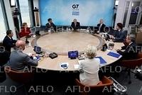 G7首脳会議 イギリスで開催