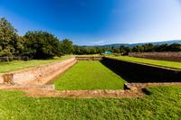 メキシコ ミチョアカン州 ティンガンバト遺跡