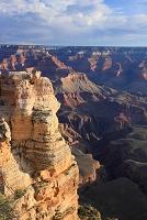 アメリカ合衆国 グランドキャニオン国立公園・マザーポイントの...