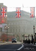 イギリス ロンドン リージェント・ストリート