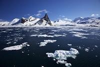 ノルウェー 氷山
