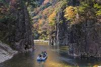 広島県 三段峡 黒淵