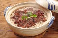 土鍋で炊いた蛸飯