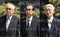 福島第1原発事故 東電旧経営陣3人に判決