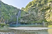 鹿児島県 雄川の滝