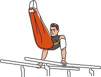体操競技 平行棒