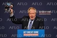 2019年 英総選挙 保守党がマニフェスト発表