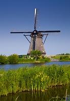 オランダ キンデルダイク