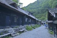 秋田県 乳頭温泉郷 鶴の湯宿泊棟