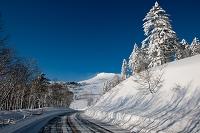 北海道 冬の美幌峠