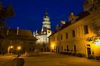 チェコ チェスキー・クルムロフ チェスキー・クルムロフ城