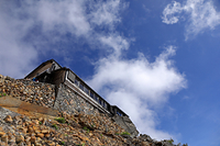 長野県 御嶽山 石室山荘