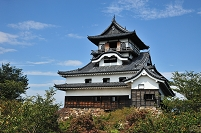 愛知県 犬山城の天守