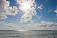 福岡県 津屋崎海岸 宮地浜海水浴場 ウィンドサーフィン