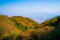 奈良県 葛城山 紅葉