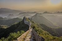 中国 金山嶺長城