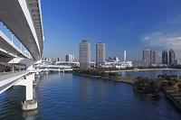 東京都 レイボーブリッジ