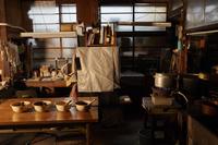 江戸小紋の工房