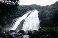 鹿児島県 屋久島の大川の滝