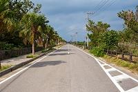 日本の道100選 県道黒島港線