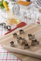 クッキー型と製菓道具
