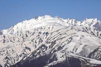 長野県 唐松岳