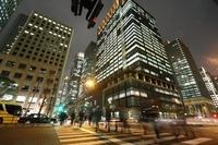 東京都 丸の内のビジネス街