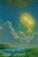「ホタル峠の花火」