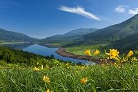 群馬県 野反湖