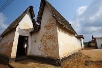 アフリカ ビシアセ神殿