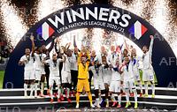 サッカー:UEFAネーションズリーグ 決勝